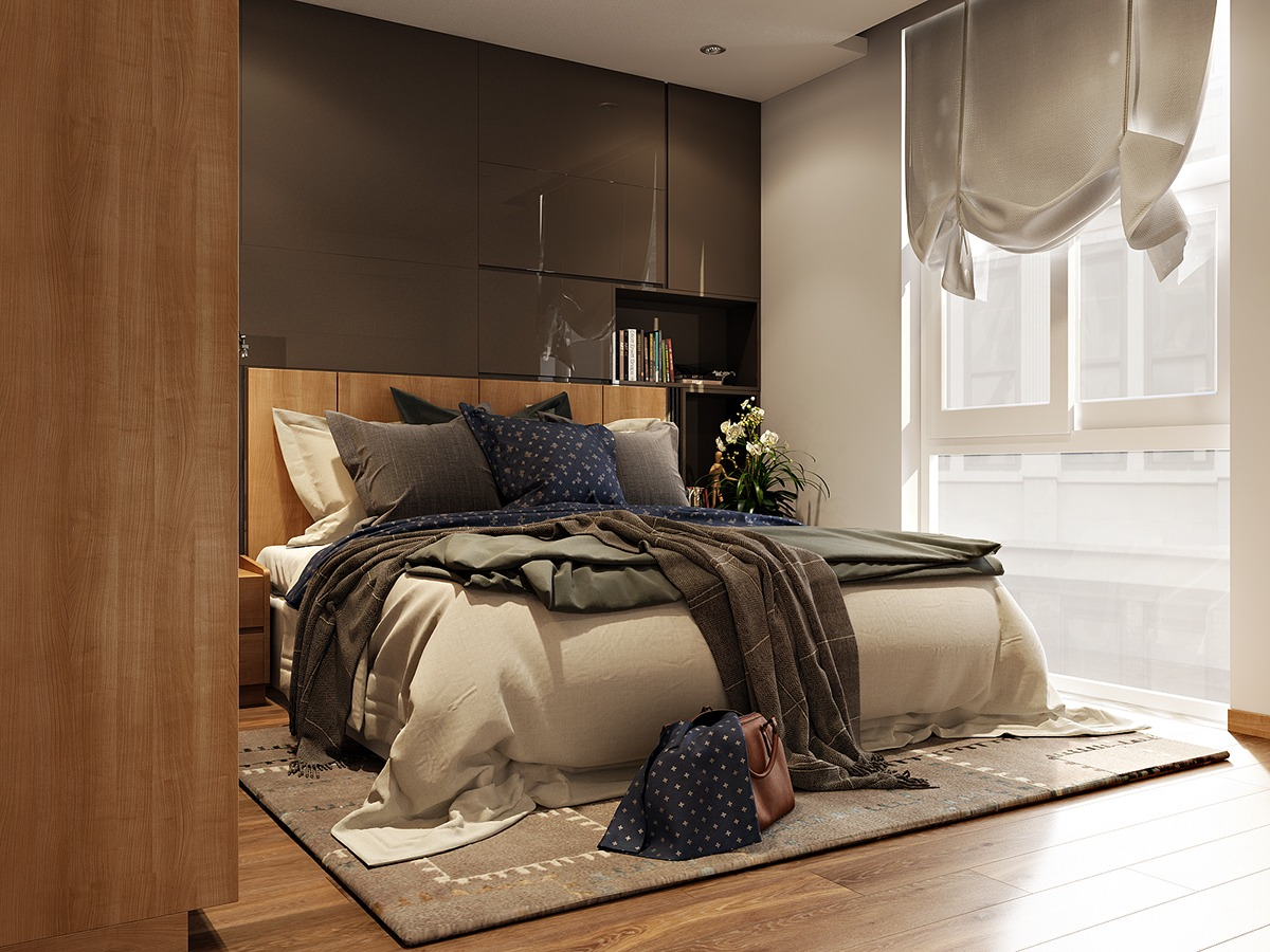 chiếc giường