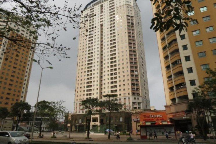 Cho thuê mặt bằng kinh doanh tại tòa tháp 34T Hoàng Đạo Thúy - Cầu Giấy - HN. Hotline 5864444