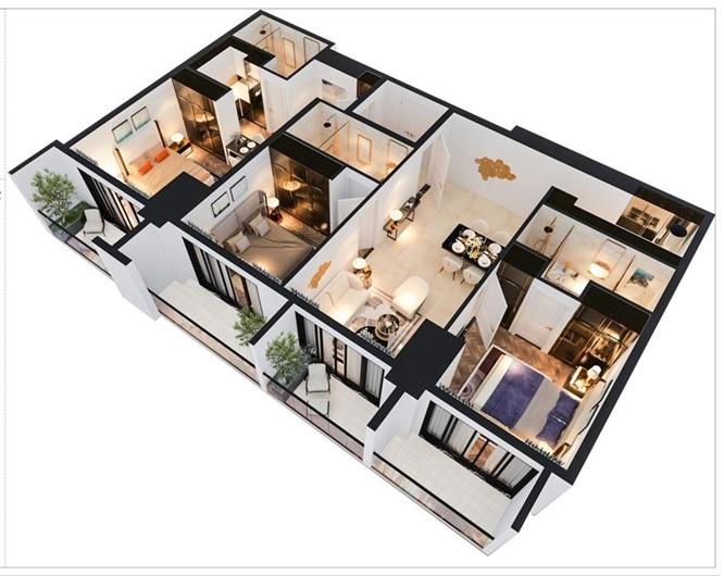 căn hộ cao cấp Premier Sky Residences
