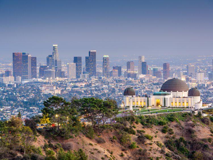 giá nhà Los Angeles