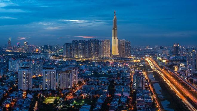 Thị trường bất động sản khu Nam Sài Gòn