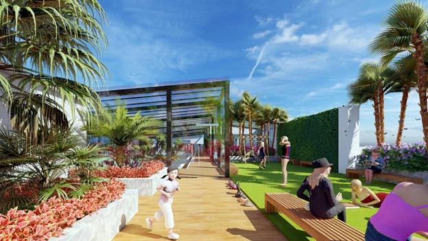Dự án Apec Aqua Park