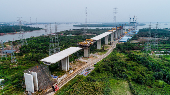 dự án cao tốc Bến Lức - Long Thành