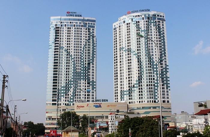 Hình ảnh tòa nhà Tòa nhà Mipec Riverside là dự án cho phép người nước ngoài sở hữu
