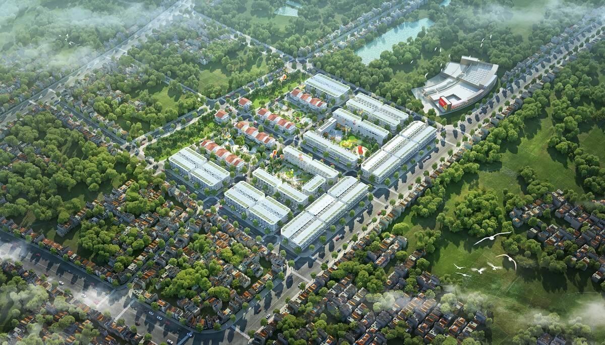 TNR Amaluna Trà Vinh   Dự án Khu đô thị mới TNR Amaluna Trà Vinh ...