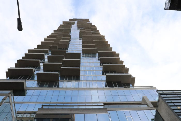 tòa tháp 56 Leonard