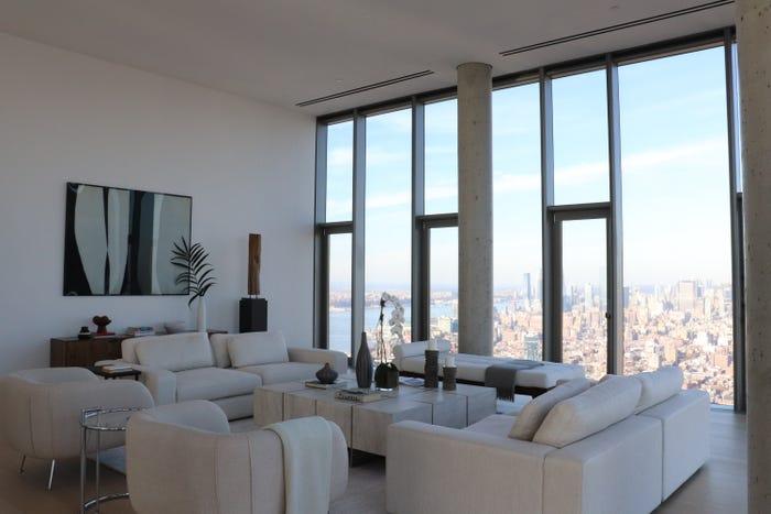 căn penthouse đẹp