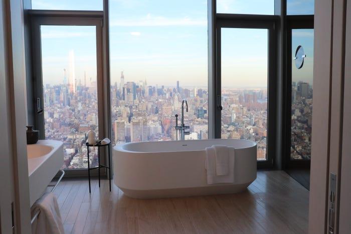 bồn tắm tuyệt đẹp