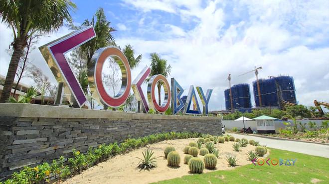 Hình ảnh dự án Cocobay Đà Nẵng, dự án mà chủ đầu tư thất hứa về cam kết lợi nhuận