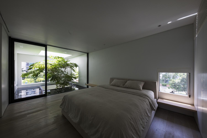 phòng ngủ trên tầng 3