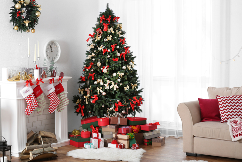 Một số lưu ý khi trang trí nhà mùa Giáng sinh và đón năm mới 2020
