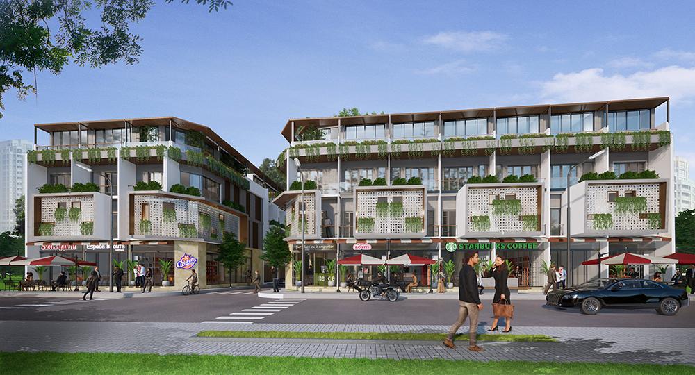 Phối cảnh dự án Sistar Bình Tân tại TP.HCM