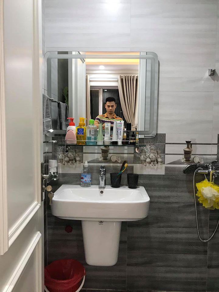 nhà vệ sinh sau khi cải tạo