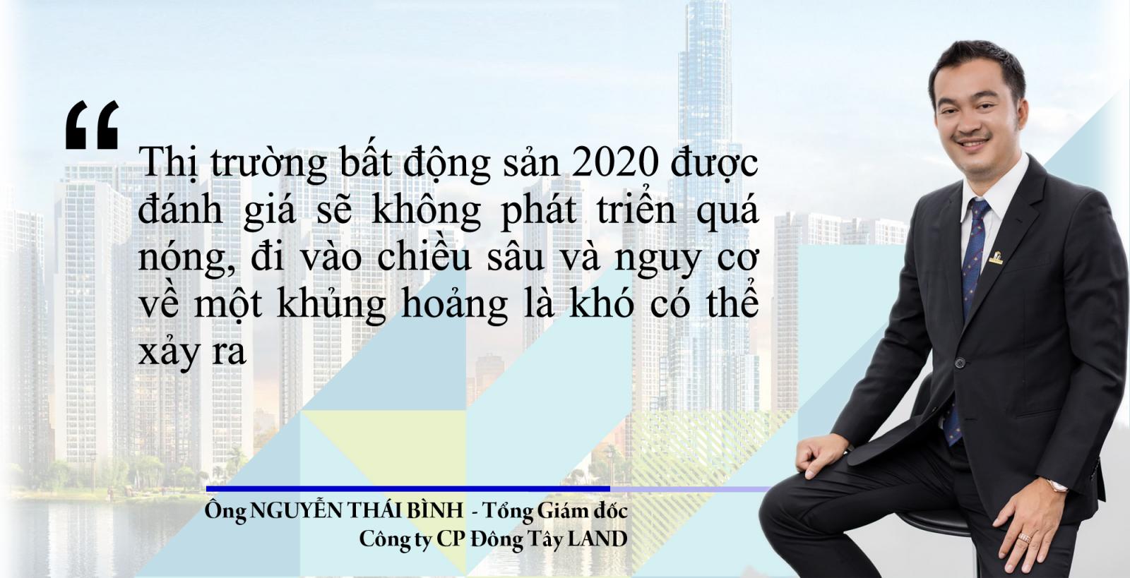 Chân dung một người đàn ông trẻ mặc vest đen đang cười, ngồi trên ghế  Dự cảm thị trường BĐS năm 2020 (Kỳ 1): Góc nhìn tích cực từ doanh nghiệp 20200110095521 b396