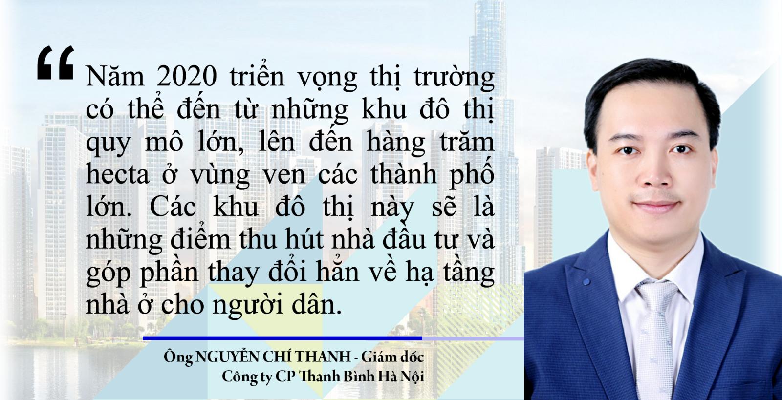Chân dung người đàn ông trẻ mặc vest xanh đang cười mỉm.  Dự cảm thị trường BĐS năm 2020 (Kỳ 1): Góc nhìn tích cực từ doanh nghiệp 20200110095636 575f
