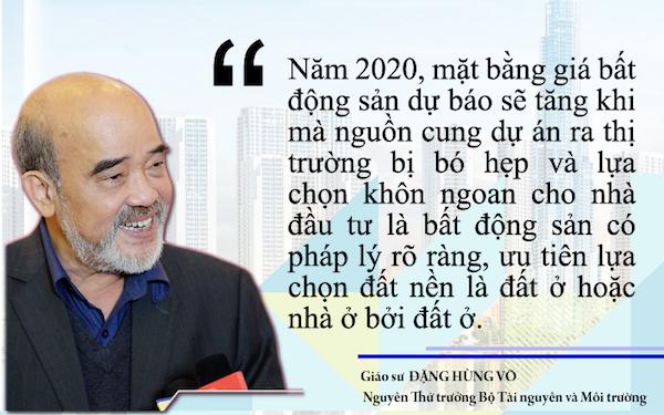 Lời dự báo của Giáo sư Đặng Hùng Võ, Nguyên Thứ trưởng Bộ Tài nguyên và Môi trường