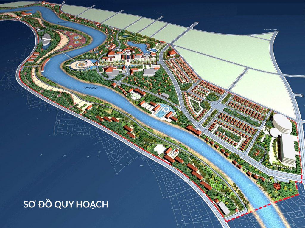Phối cảnh tổng thể dự án Eco Gardenia tại Thủy Nguyên, Hải Phòng