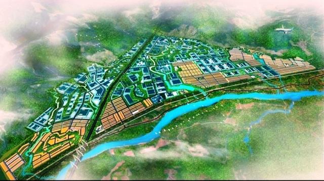 hình ảnh phối cảnh của dự án Becamex Bình Định