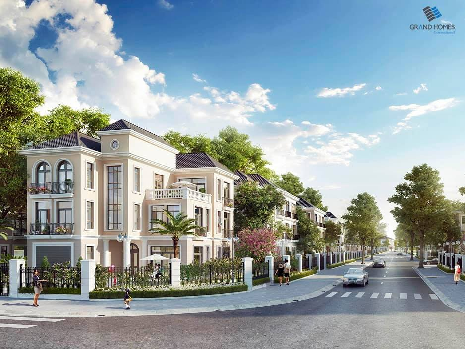 Phối cảnh dự án Ocean Park Cẩm Đông tại Cẩm Phả, Quảng Ninh