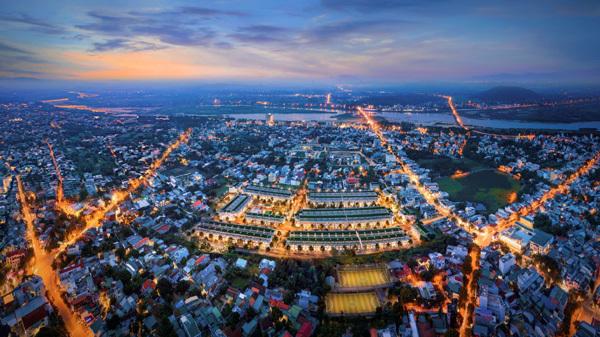Phối cảnh dự án Khu dân cư Phát Đạt Bàu Cả tại Quảng Ngãi