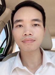 Ảnh chụp cận mặt Trần Văn Hội.