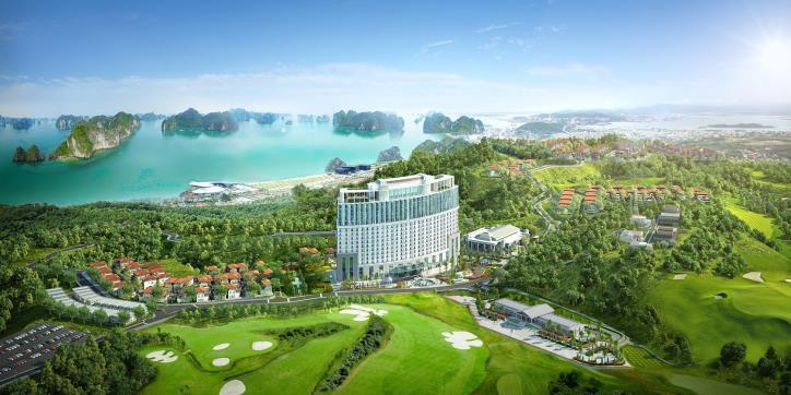 dự án condotel nằm ven vịnh Hạ Long