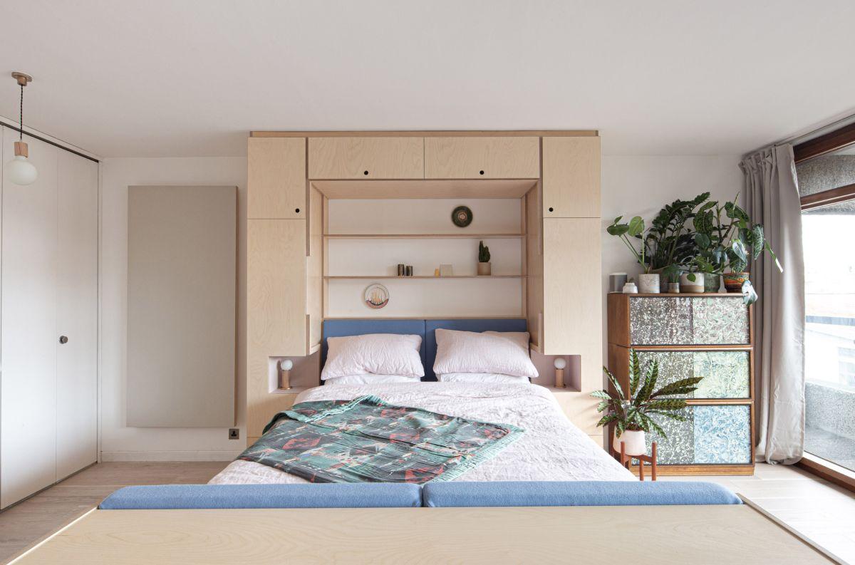 giường murphy