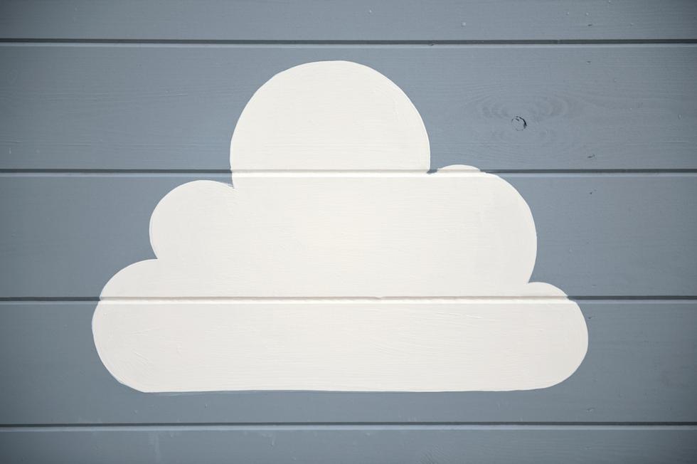 hình ảnh đám mây màu trắng