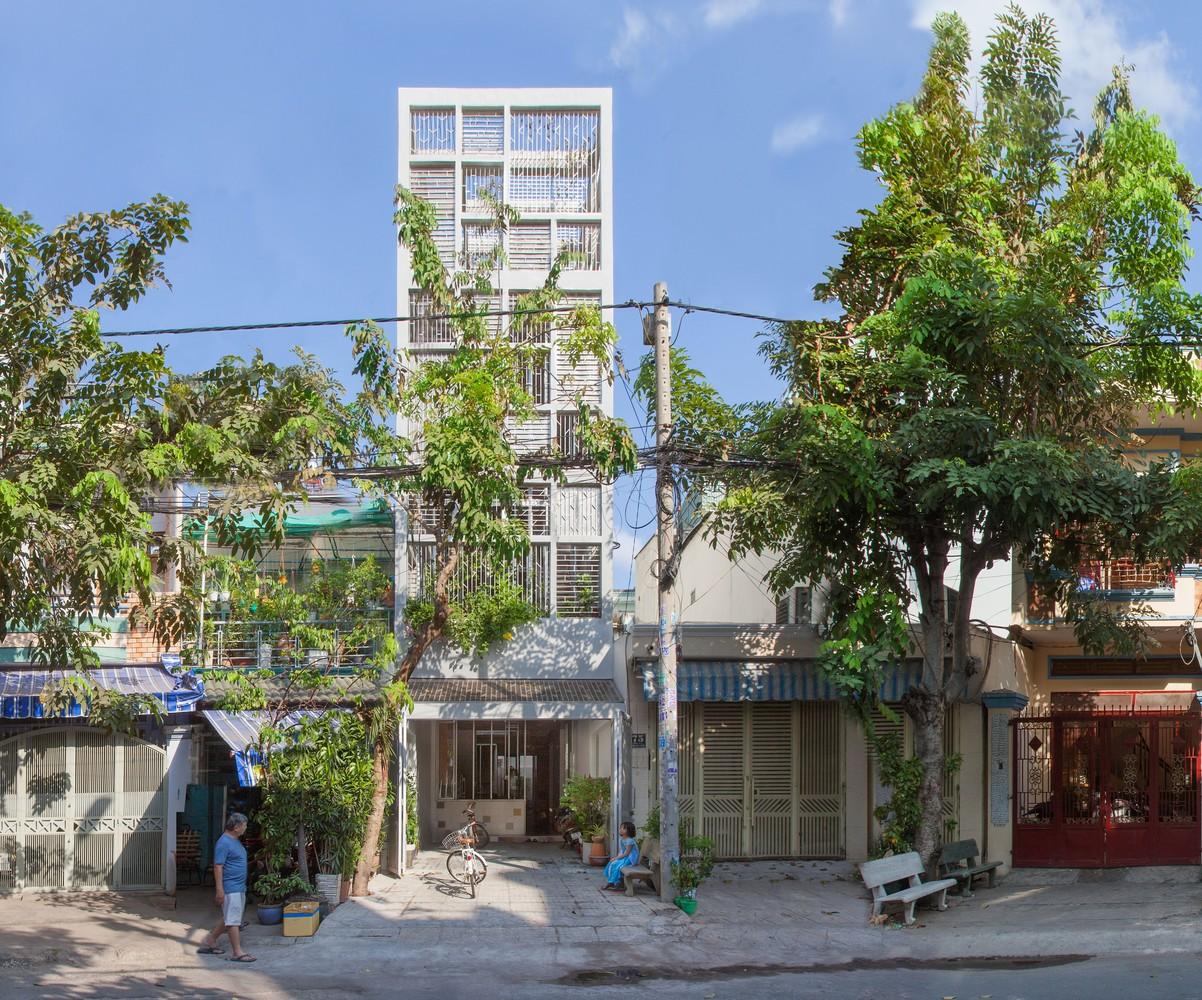 Nhà phố Tân Phú gắn kết gia đình 3 thế hệ
