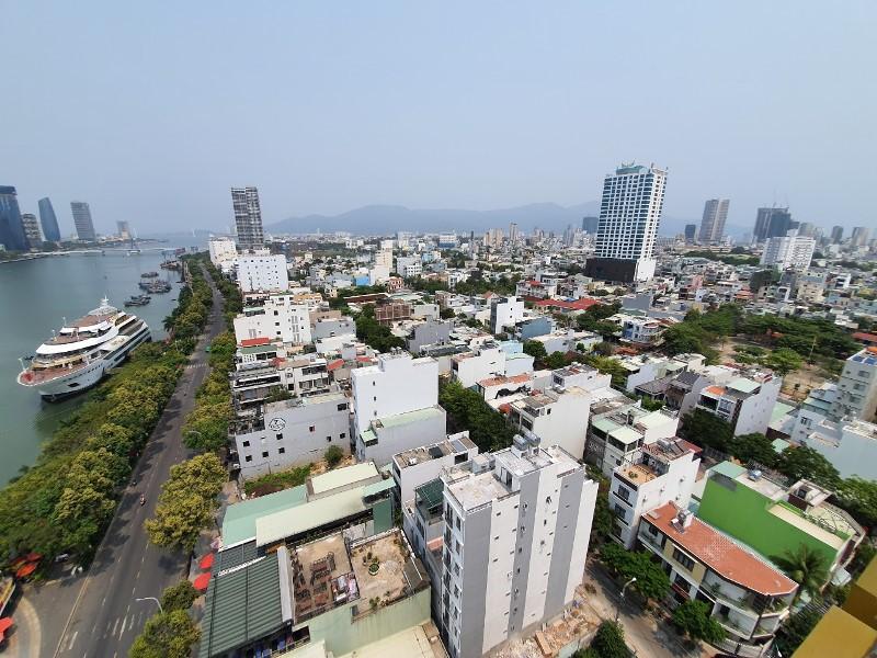 khu nhà ở Đà Nẵng nằm ven sông Hàn