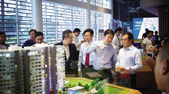 nhiều người đang xem mô hình dự án