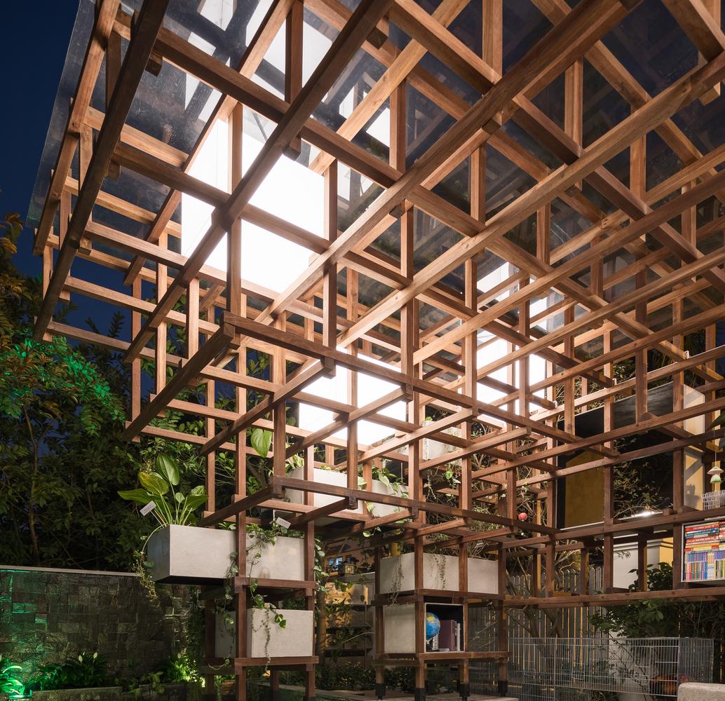 cấu trúc gỗ