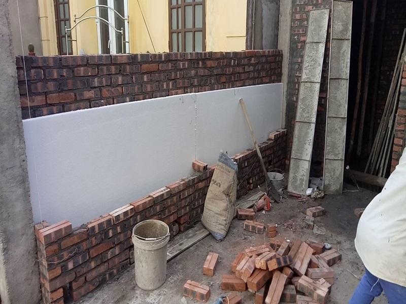 tường 2 lớp