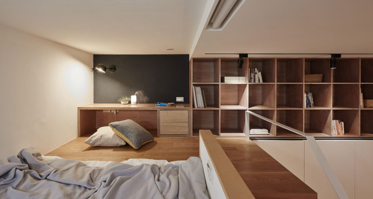 mẫu căn hộ nhỏ