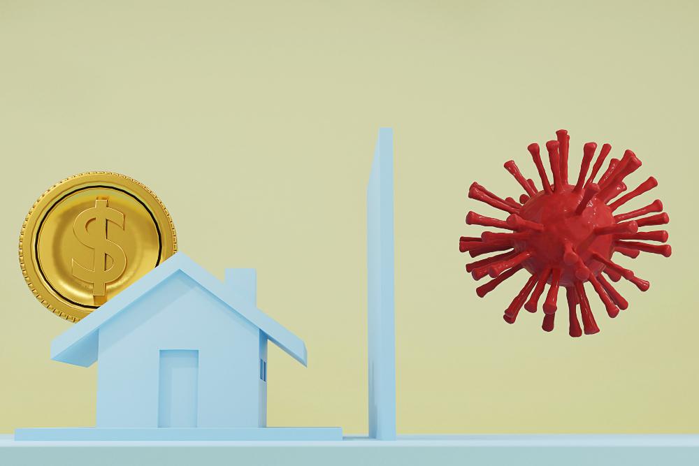 đầu tư bất động sản và Covid-19