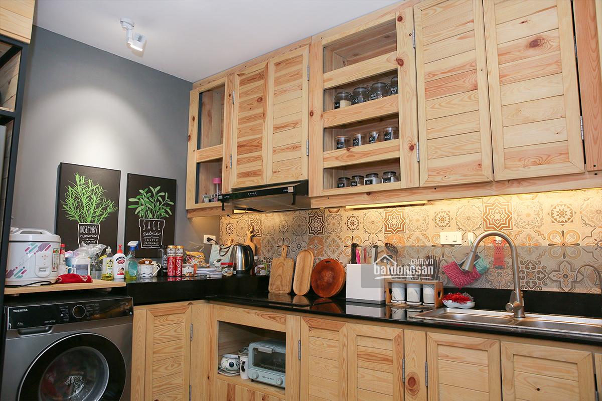 hệ tủ bếp