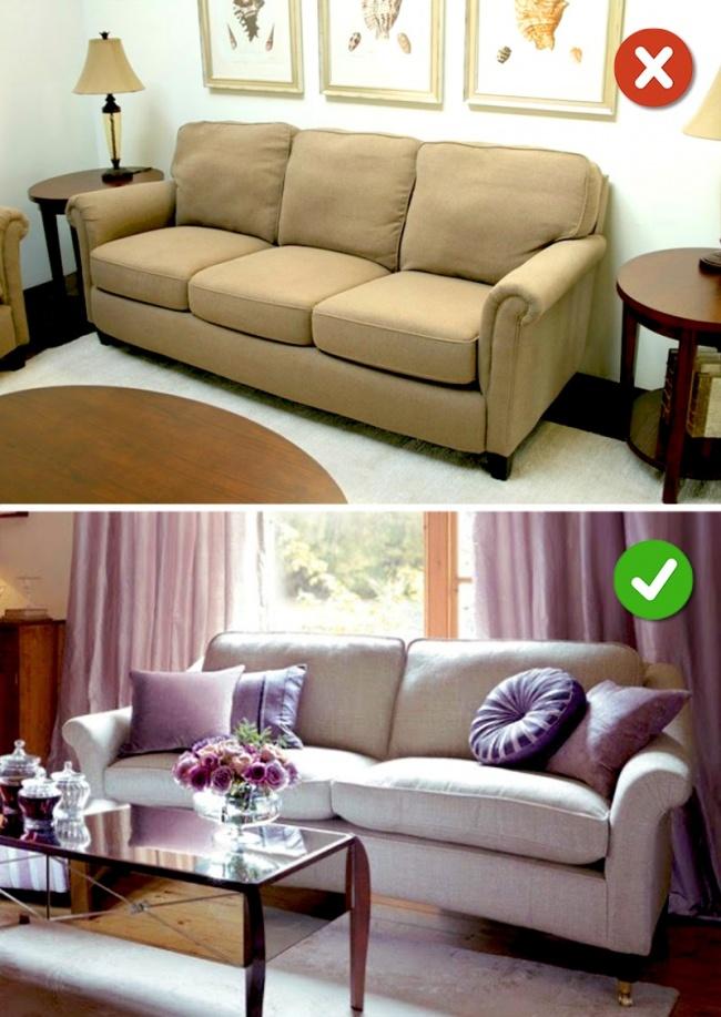 gối ôm sofa