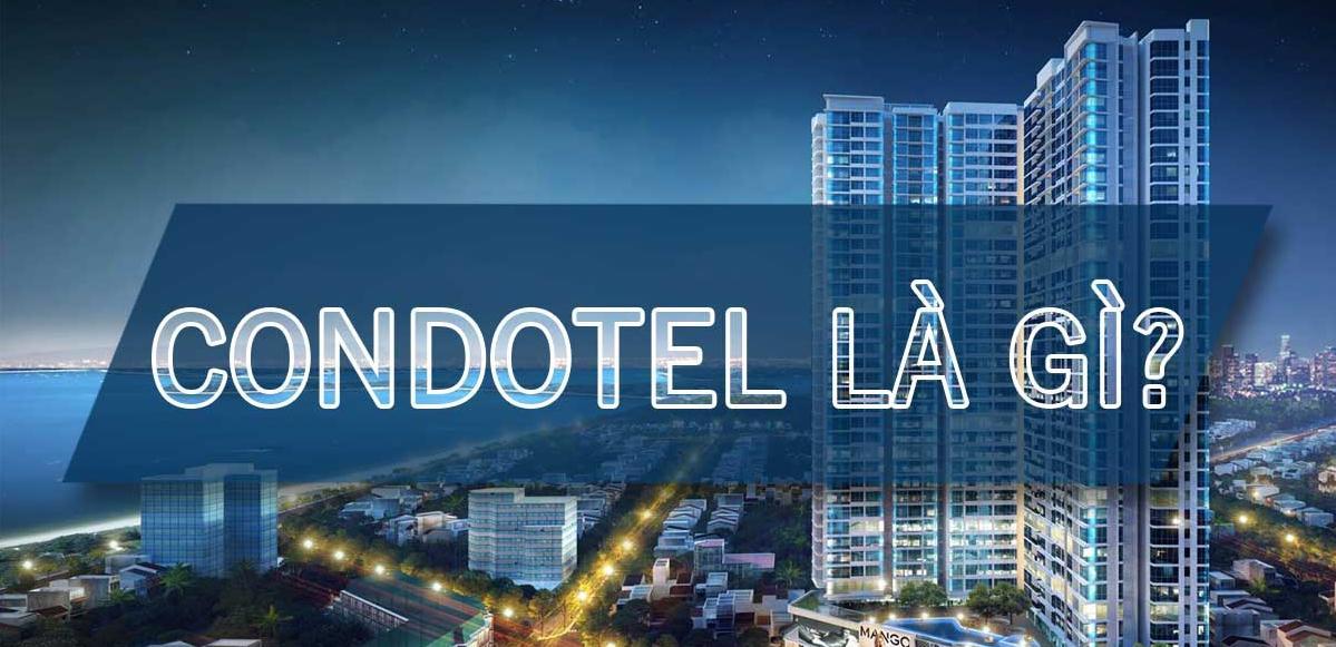 dòng chữ condotel là gì và hình ảnh tòa chung cư