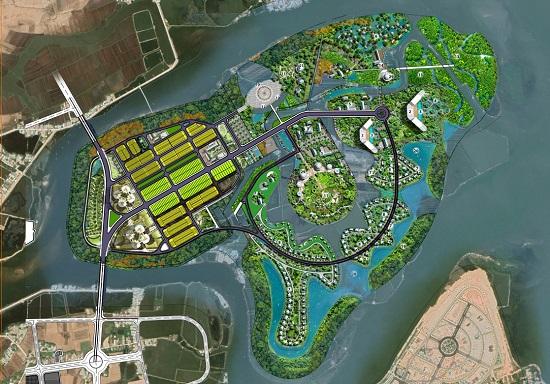 sơ đồ quy hoạch khu đô thị