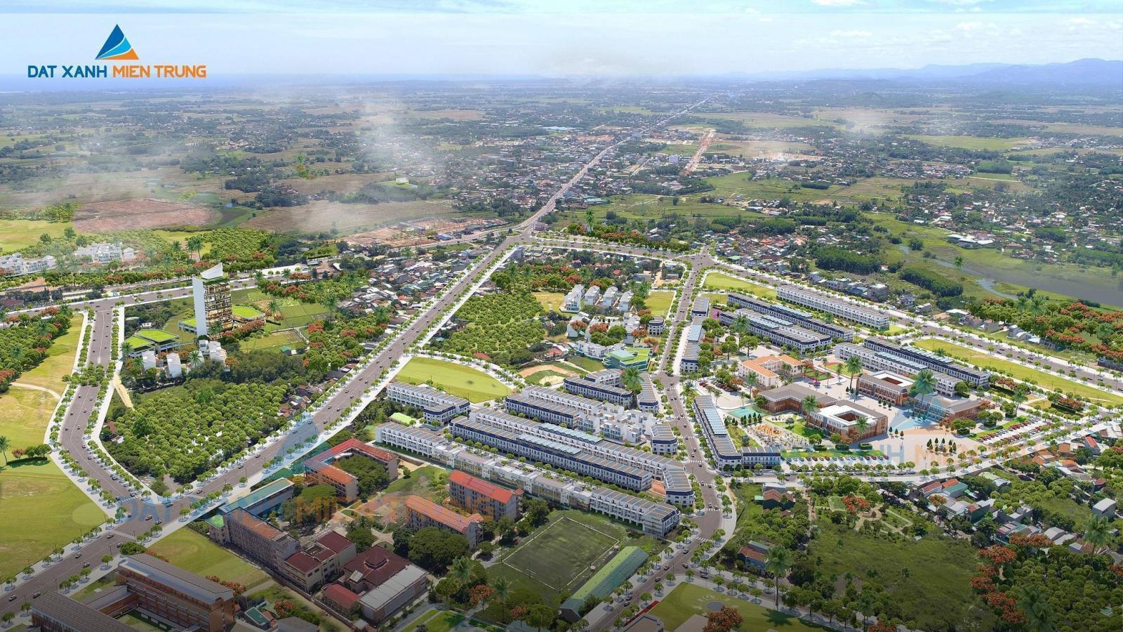 Phối cảnh dự án Maris City
