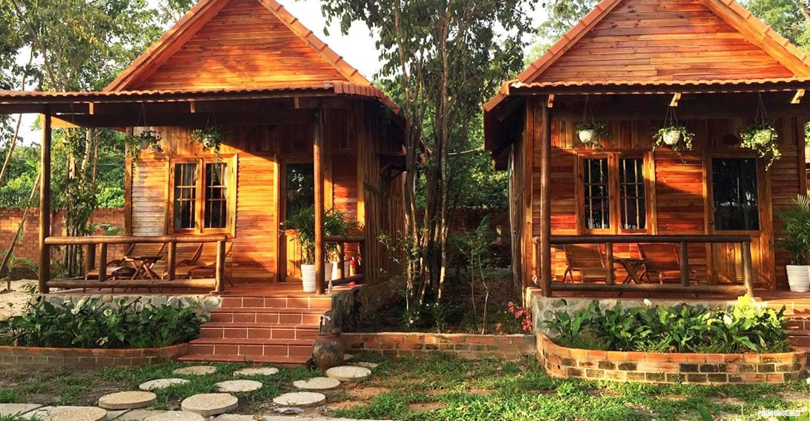 2 căn nhà Bungalow đẹp
