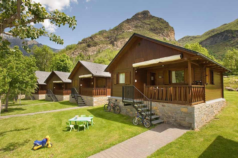 nhà Bungalow trên núi
