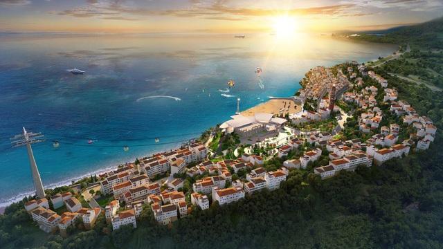 Phối cảnh dự án Sun Premier Village Primavera