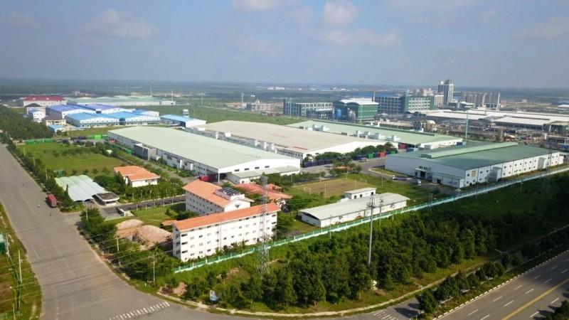 Nhà xưởng tại một khu công nghiệp, phân khúc tâm điểm sau dịch Covid-19.