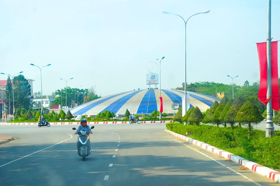 Hạ tầng tại huyện Nhơn Trạch