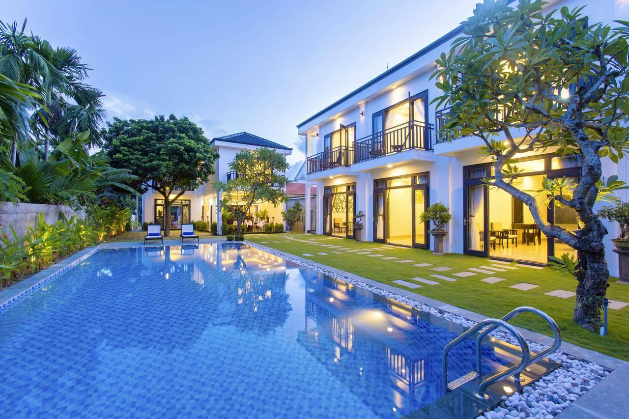Villa biệt thự có bể bơi