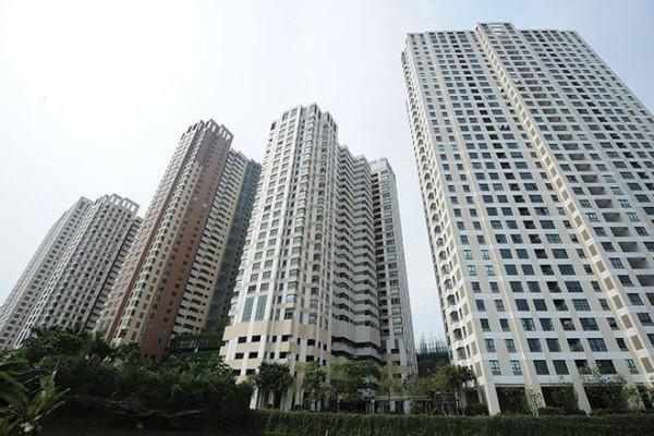Những tòa nhà cao tầng dự án nhà ở được bán cho người nước ngoài