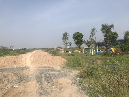 Khu đất phân lô bán nền ở huyện ngoại thành