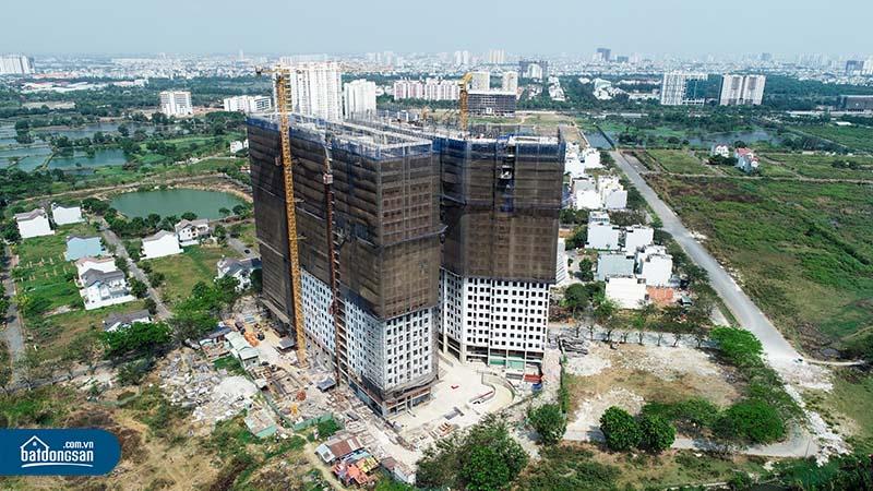 Dự án căn hộ chung cư đang triển khai tại TP.HCM