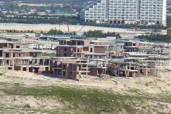 Dự án đất ở không hình thành đơn vị ở tại Khánh Hòa.